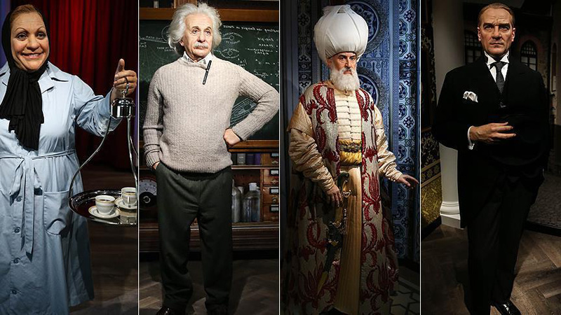 istanbul Madame Tussauds